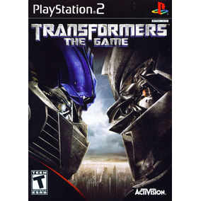 Patche Transformers The Game Ps2 Atencao É Patche!