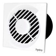 Extractor Aire Baño Hydra 4 PuLG 100 Mm Motor Potenciado 17w
