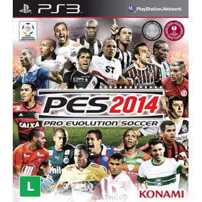 Pes 14 Pro Evolution Soccer Portugues Ps3 Psn Midia Digital