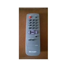 Control Remoto Para Tv Sharp