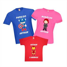 0cb71829f8eeb Roupao Personalizado Com Nome - Camisetas Manga Curta para Masculino ...
