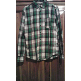 Camisa Manga Larga Pull And Bear Talla S Original Y Nueva