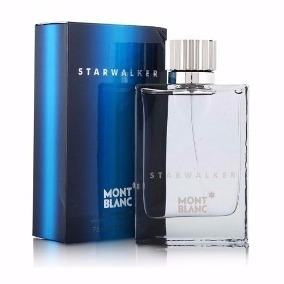Perfume Mont Blanc Starwalker Original E Lacrado 75ml