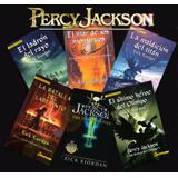 Percy Jackson Saga Completa Los Dioses Del Olimpo Pdf Ebook