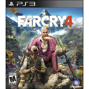 Far Cry 4 | Psn Ps3 Mídia Digital