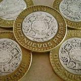10 Nuevos Pesos Mexicanos De Plata Coleccion 1993,1994,1992