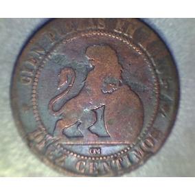 Lucas Col España Moneda 10 Centimos 1870