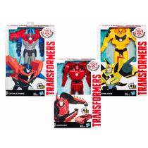 Transformers Robots In Disguise 30cm Varios Modelos Hasbro