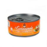 Atun Al Natural En Aceite Campagnola 170g