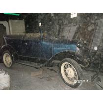 Ford A 1929 Doble Phaeton