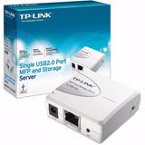 Print Server Tp-link Tl-ps310u Multifuncion Usb 2.0 Impresor