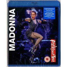 Madonna - Rebel Heart Tour - Blu Ray Importado. Lacrado
