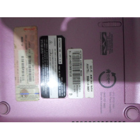 Netbook Cce Rosa