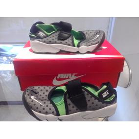 Oferton Ultimas Nike Rift Negras Con Lunares En Caja 43 44
