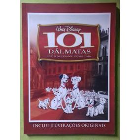 101 Dalmatas Livro De Colecionador Da Ed Platinum