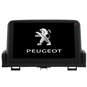 Central Kit Multimidia Dvd Peugeot 307 2 Partes