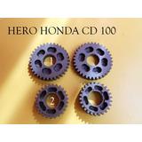 Engranajes Caja De Cambio Hero Honda Cd.100, ¡¡nuevos!!