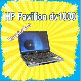 Repuestos Hp Pavilion Dv1000 Laptop Piezas Partes Orig