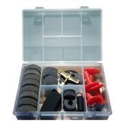 Caja Con Accesorios Para Bateria Hecos Full Kit