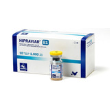 Vacina Para Pintinho Contra Doença Newcastle 1000 Doses Fras