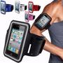 Armband Suporte Braçadeira Porta Celular Corrida Smartphone