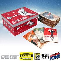 Star Trek: Tos Coasters De Bellas Artes Serie + Envio Gratis