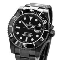 Relógio Rolex Submariner Dial Preto-barato-frete Gratis