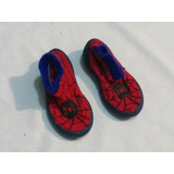 Zapato Tenis Bebe Modelo Spiderman