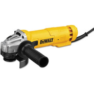 Amoladora Angular Dewalt Dwe4214 De 50hz Amarilla 220v 115mm
