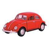 Die Cast 1967 Volkswagen Escarabajo Clásico Coche, A Escala