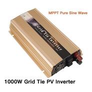 Inversor Solar Grid Tie 1000w Dc: 20-45v