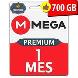 Cuentas Mega Premium 30 Dias 700gb Envio Inmediato +garantía