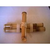 Bica De Bambu Para Fonte