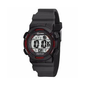 Relógio Xgames Xkppd018 Bxpx Infantil Digital