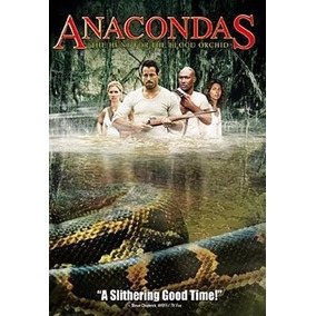 Anaconda 2 Pelicula Dvd