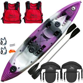 Kayak Triple Familiar By Emp Nautica Combo Doble Completo