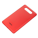 Nokia Cc Funda De Carga Inalámbrica Lumia 820 - Rojo