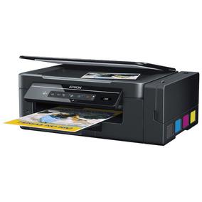 Impressora Epson Multifuncional Sem Fio L395 Tanque De Tinta