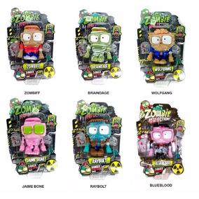 Muñecos Zombie Infection Cambia De Color Varios Modelos-mza
