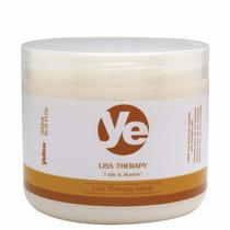 Kit Yellow Liss Therapy Másc.hidrat.500g + Ativador 5v-120ml