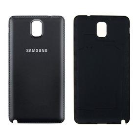 Tapa Batería Trasera Genérica Negro Galaxy Note 3 N910