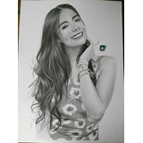 Retratos A Lápiz Arte Profesional Dibujos A Mano