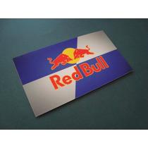 Adesivo Red Bull - Frete Grátis