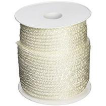 Wellington G1016s0200 Solid Cuerda Trenza Nylon 1/4 Pulgadas