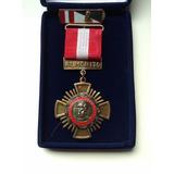 Medalla Honor Al Merito Andres Avelino Caceres Con Caja