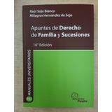 Apuntes De Derecho De Familia Y Sucesiones