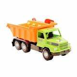 Camion Volcador Gigante Biemme N2504 Pala Y Soga De Arrastre