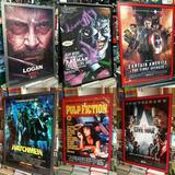 Afiches - Pósters De Cine Y Comic Enmarcados