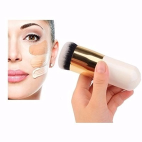 Brocha Kabuki Maquillaje Mineral,compacto,translúcido
