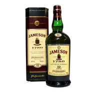 Whisky Jameson 12 Años 1780 Reserve 750ml 43%